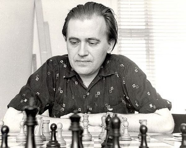 GM Bent Larsen