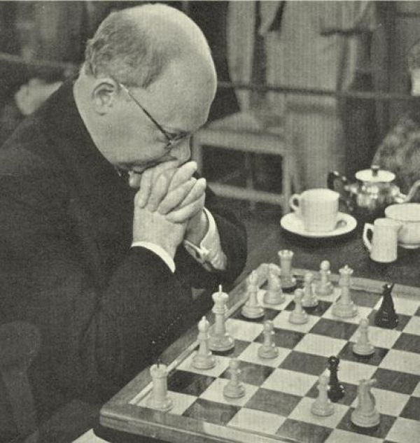 GM S. Tartakower